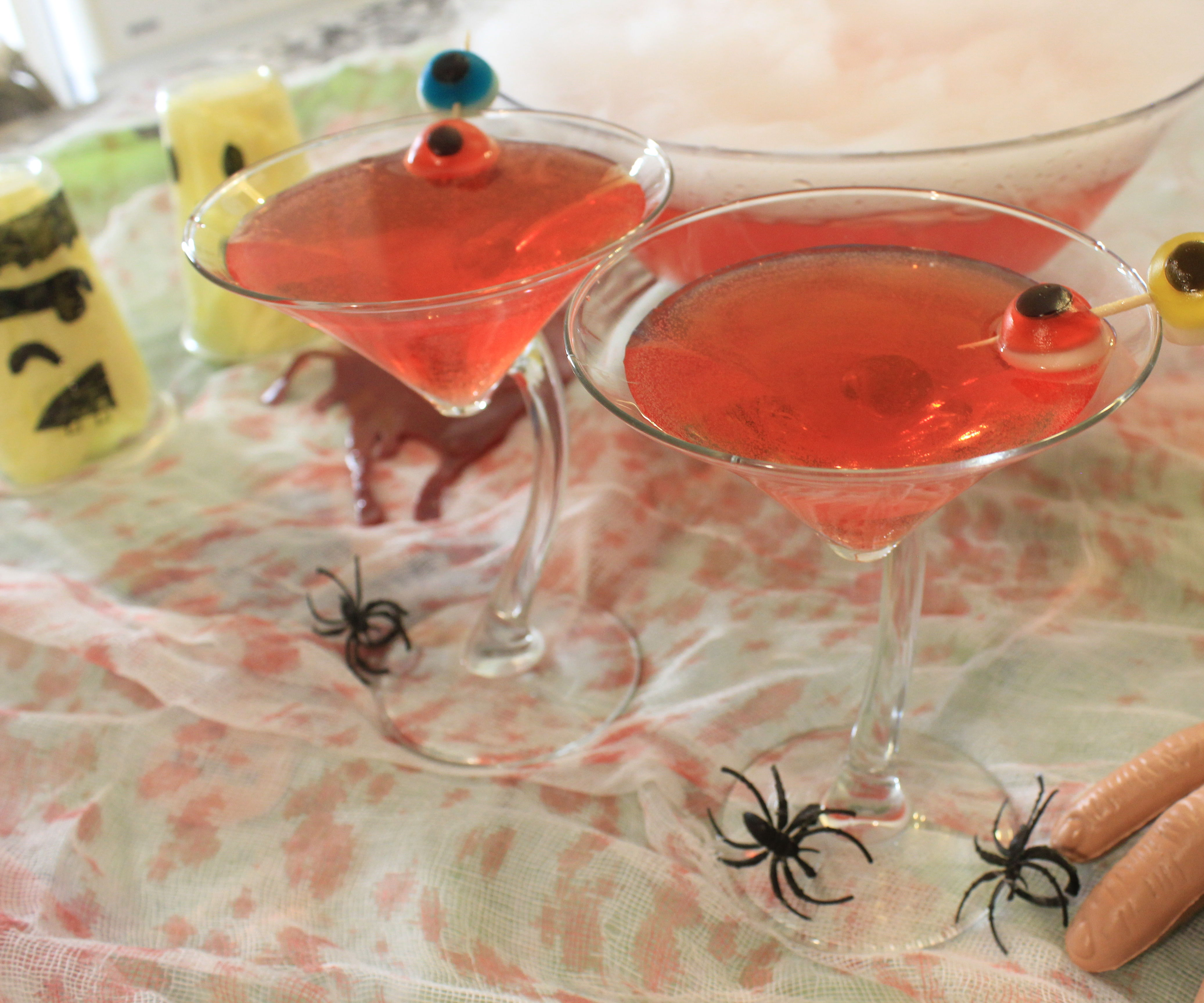DIY Halloween Party Decoration Ideas - Dry Ice Tutorial : 24 Steps