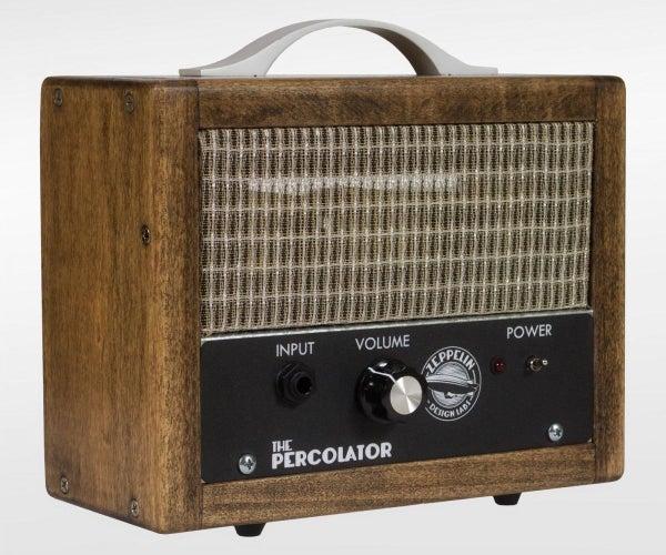 The Percolator - 2W Guitar & Harmonica Tube Amp