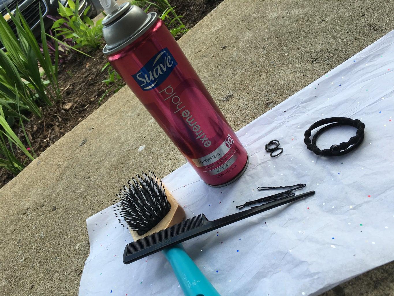 How to Do a Low Bun Hairsyle