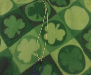 Paracord Heart Necklace