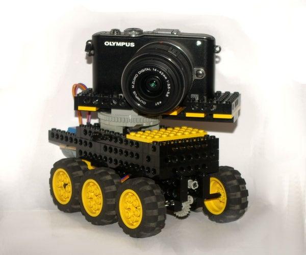 Lego Time Lapse Dolly