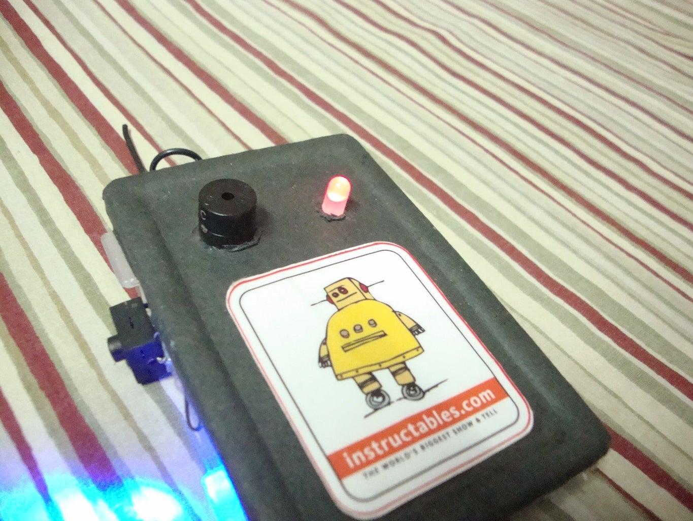Wireless Car Parking Alarm