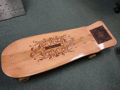 Made It at TechShop RDU- How to Refurbish an Old Skateboard