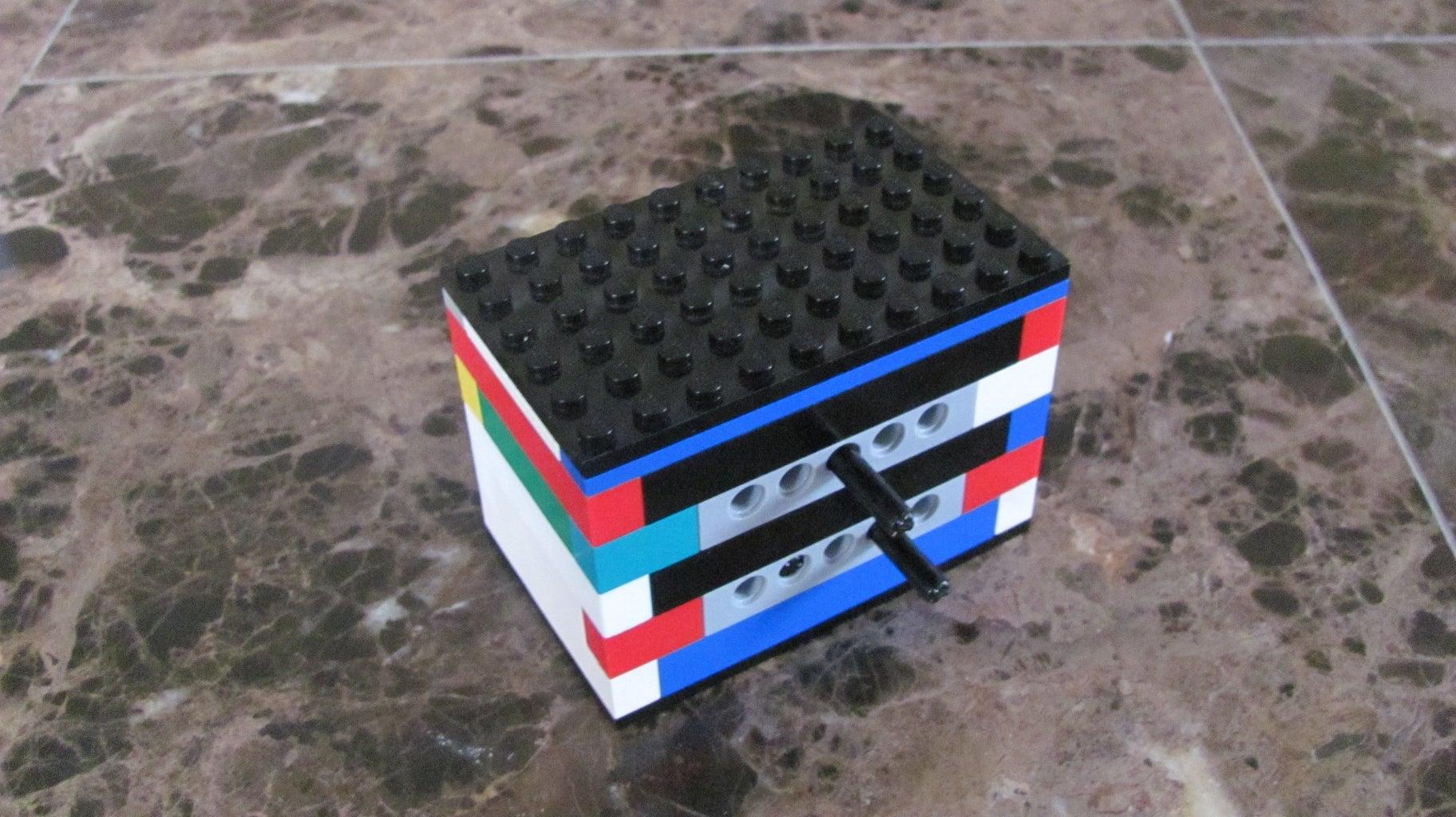 LEGO Technic One-Way Gear Mechanism