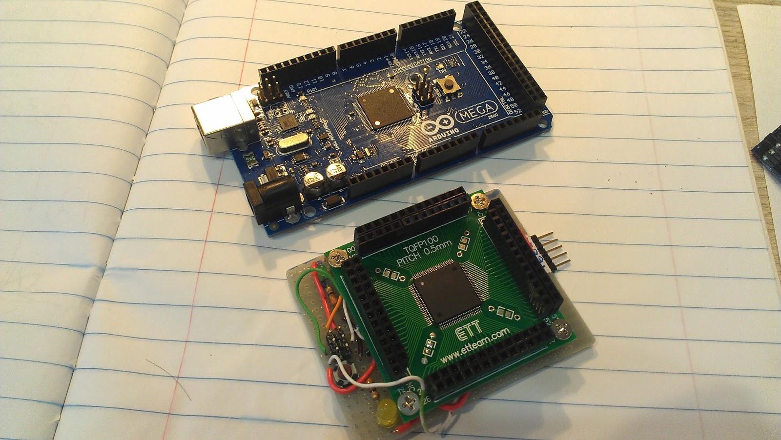 DIY Arduino Mega 2560 or 1280