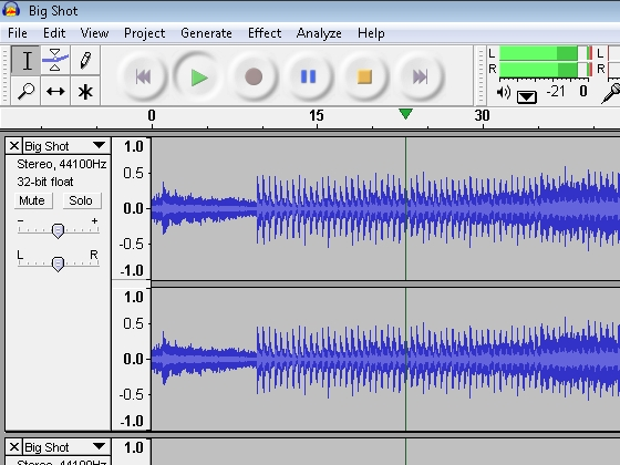 How to make music sound scary!