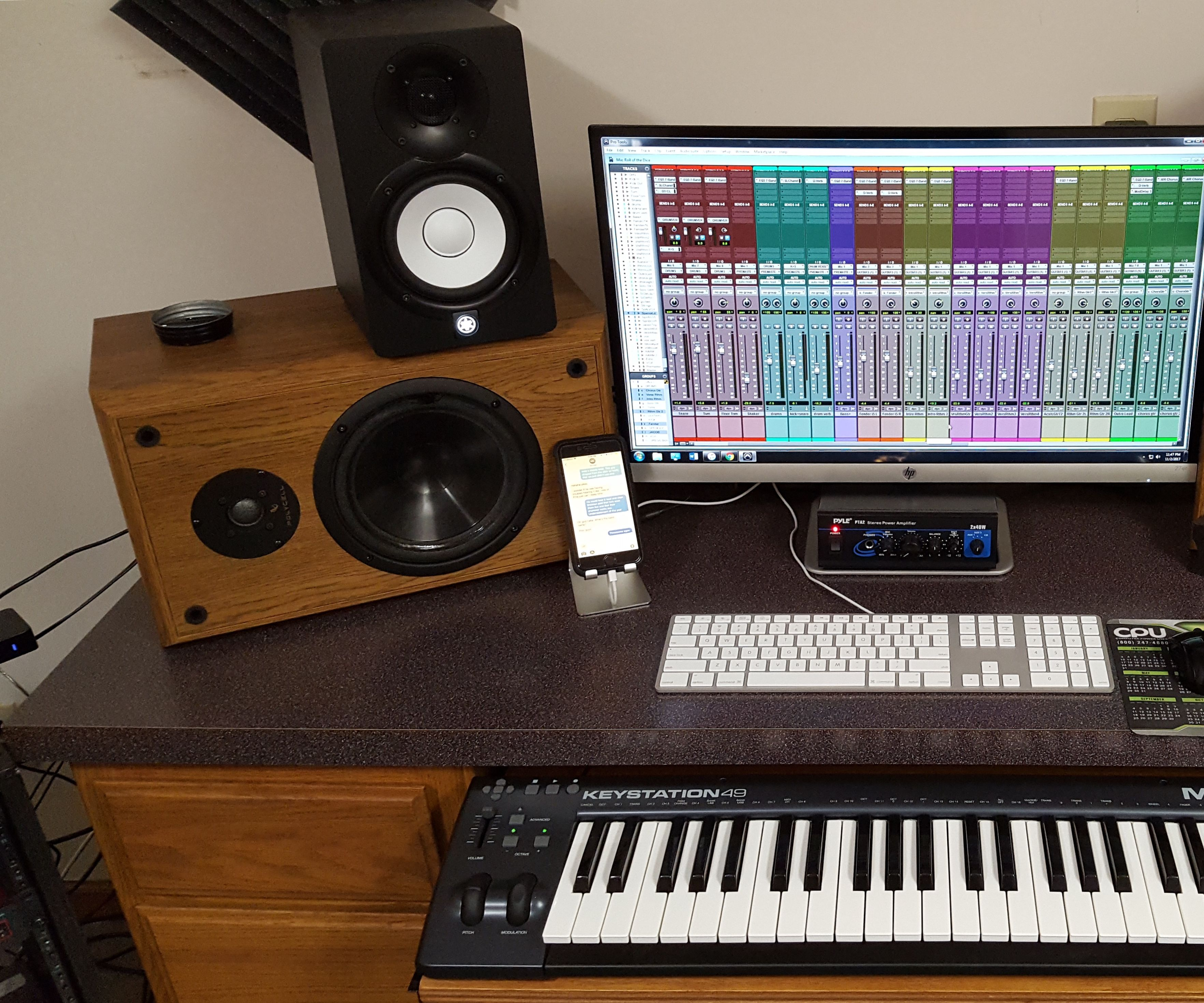 Building A Home Studio On A Mega Budget 8 Steps With Pictures Instructables