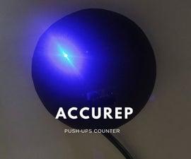 Accured:推动计数设备
