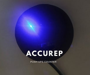 AccuRep: a Push-up Counting Device