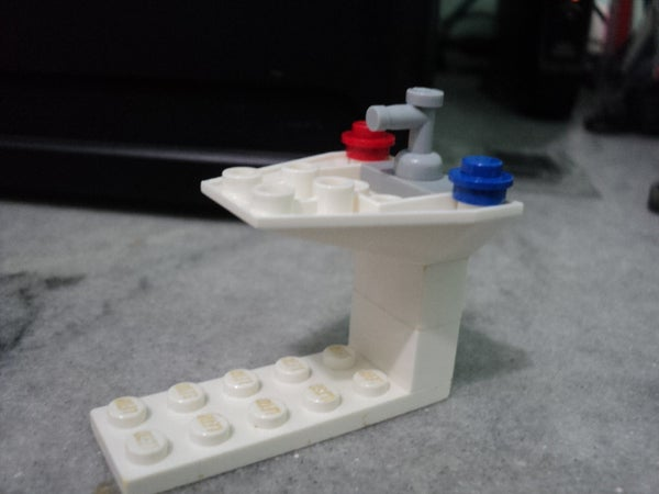 LEGO Sink