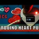 Arduino Heart Beat With ECG Display & Sound