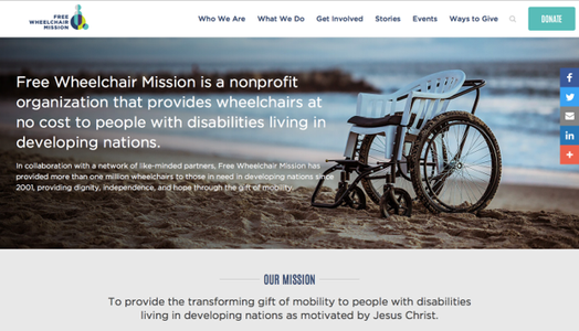 Custom Sprocket Driven Wheelchair