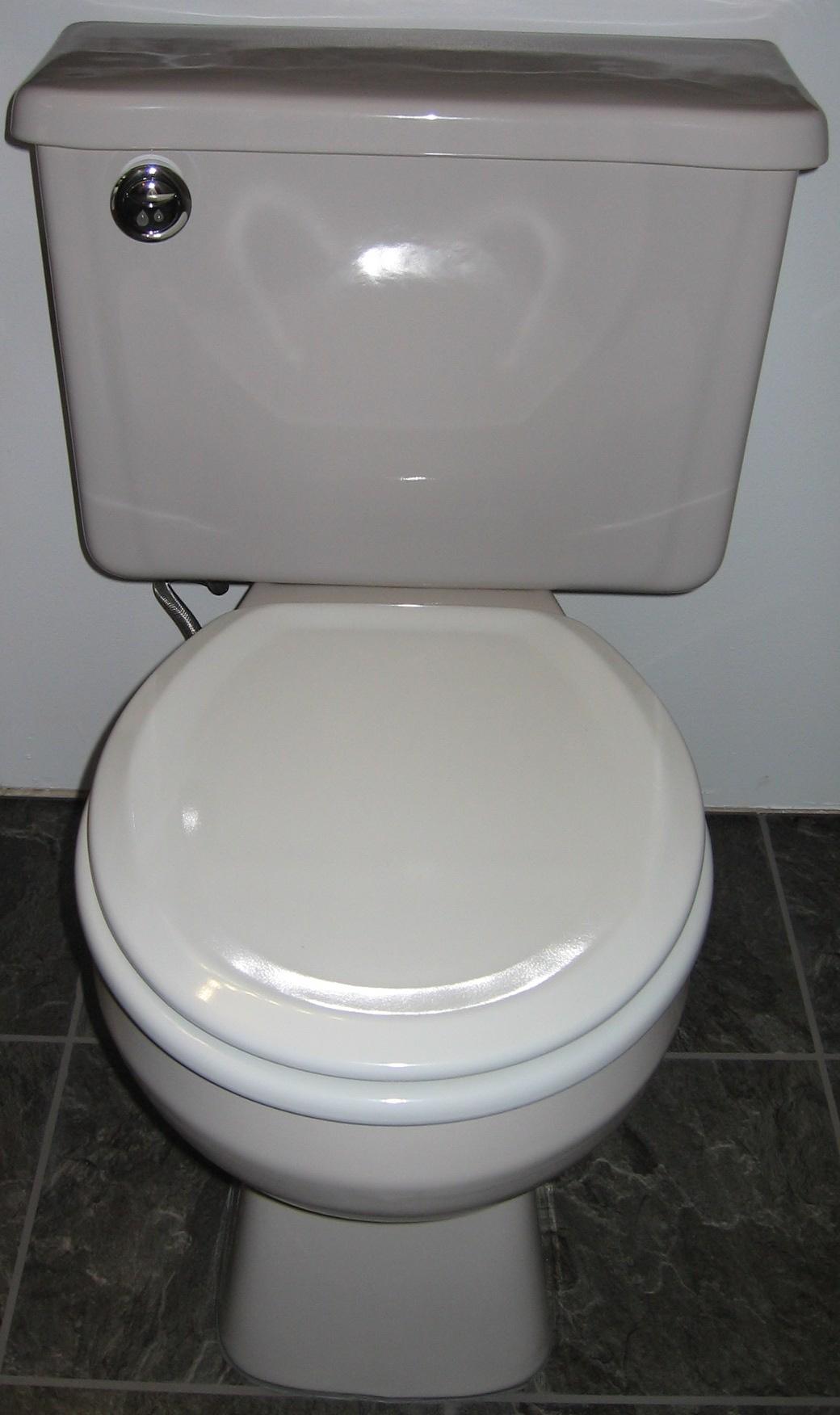 Installation of Dual Flush Converter Kit from Home Depot