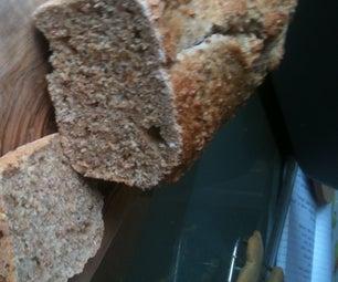 Traditional Irish Brown Bread