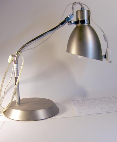Super-magnifier Webcam Lamp