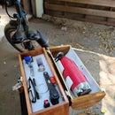 Build a bike trunk