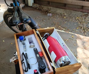 Build a bike trunk