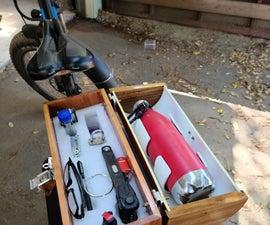 建一个自行车后备箱