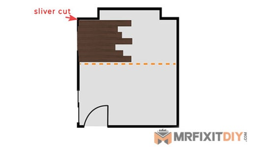Layout Your Flooring