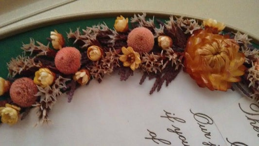 Attach Invitation & Flowers