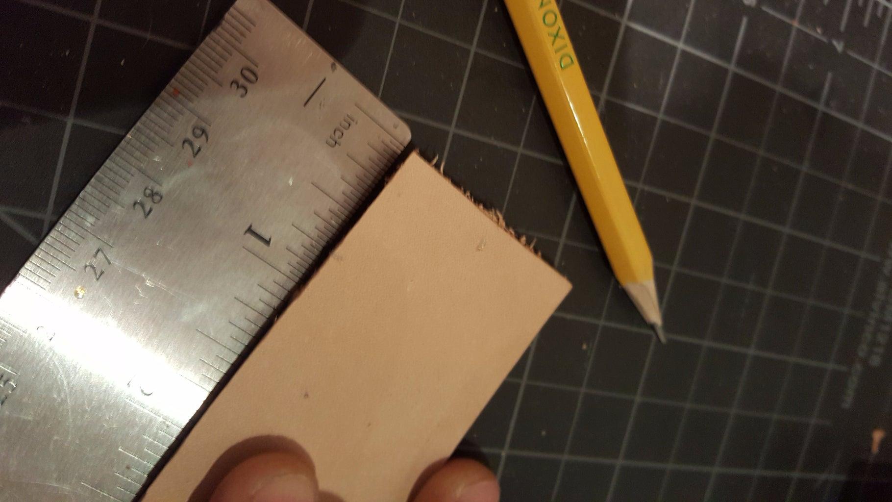 Making Straps!