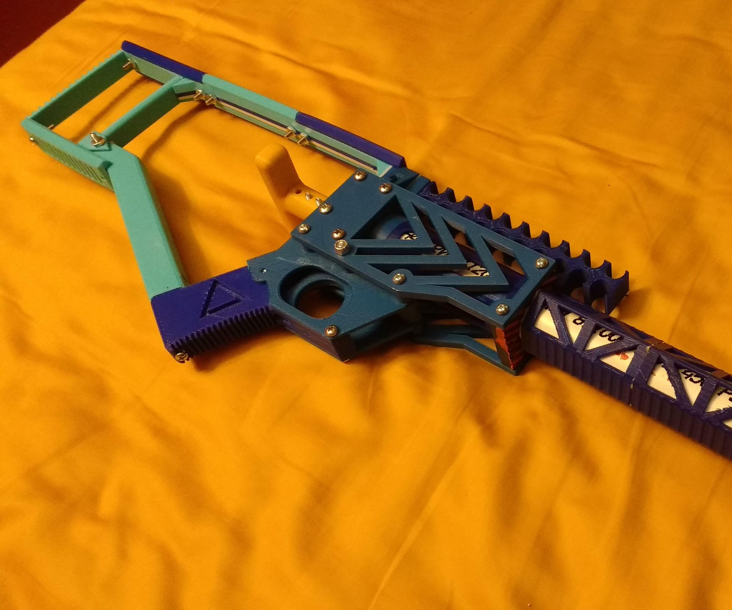 Nerf - 3D-Print PlusBow