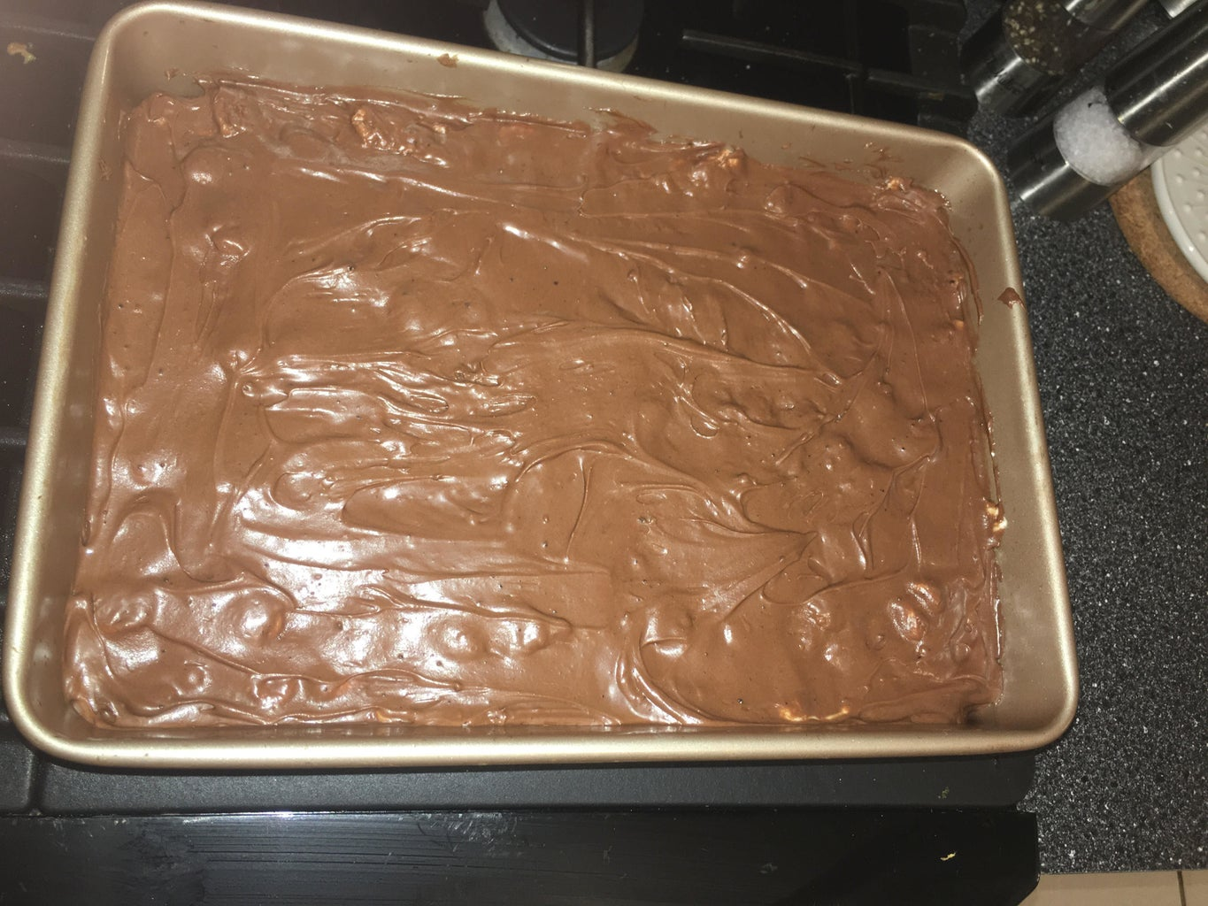 How to Make Mississippi Mud Brownies