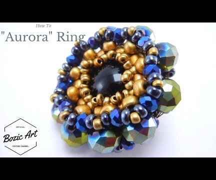 """""""Aurora"""" Ring 