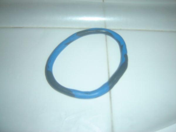 Sugru Custom Jelly Bracelet