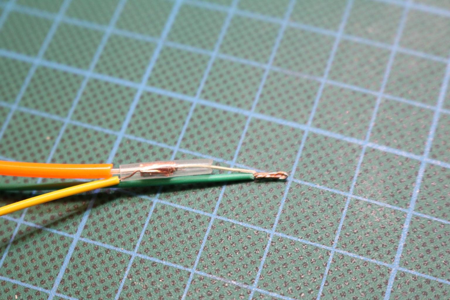 Solderless EL Wire