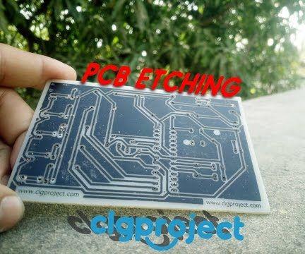 PCB Etching
