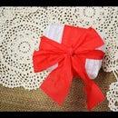 Christmas Craft: DIY Hanging Gift Paper Lantern