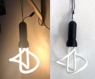 Giant CFL Light