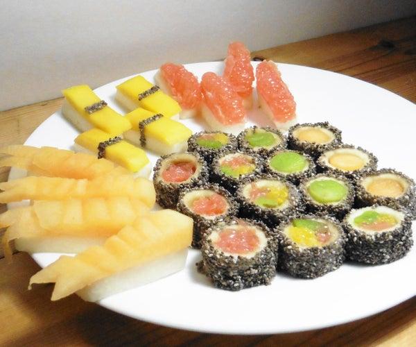 Super Fruit Sushi