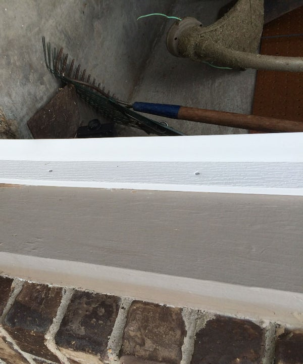 Rot and Rodent-proof Garage Door Seal With PVC and Weatherstripping