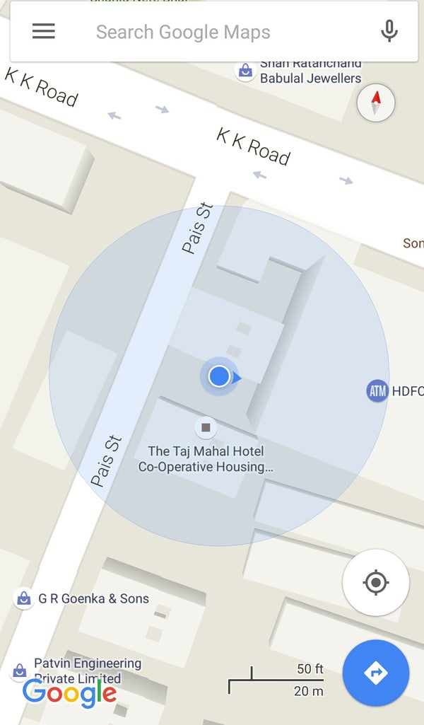 Making a GeoFence Using Linkit One