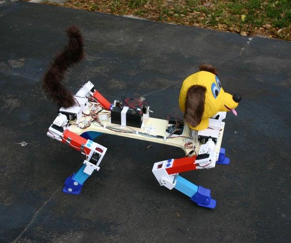 Mike's Robot Dog