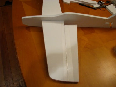 Making the Wing Control Surfaces
