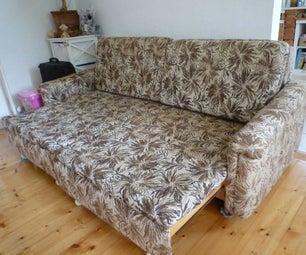 Revamped Sofa Bed