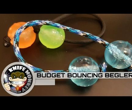How to Make a Budget Bouncing Begleri Skill Toy