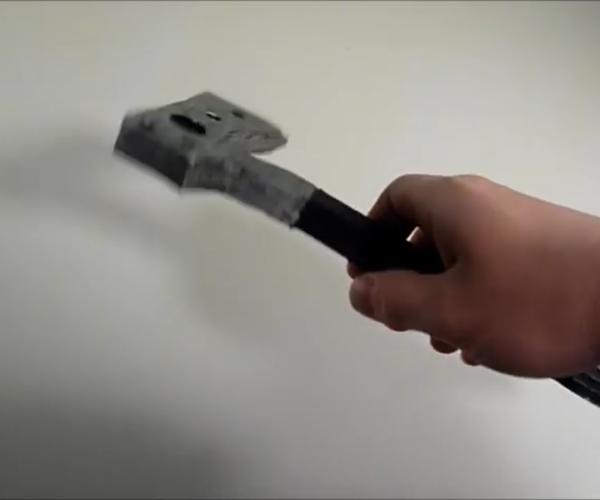 Make a Black Ops Tomahawk