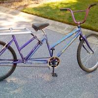 Long Cargo Bike
