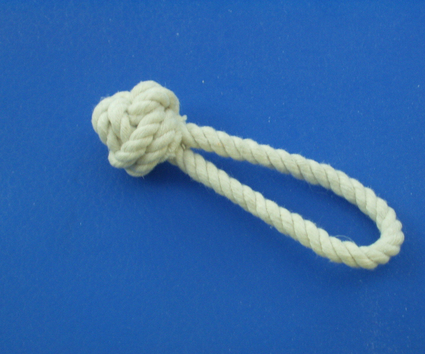 Two Strand Manrope Knot