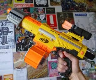 Nerf Grenade (Shotgun) Launcher Attachment