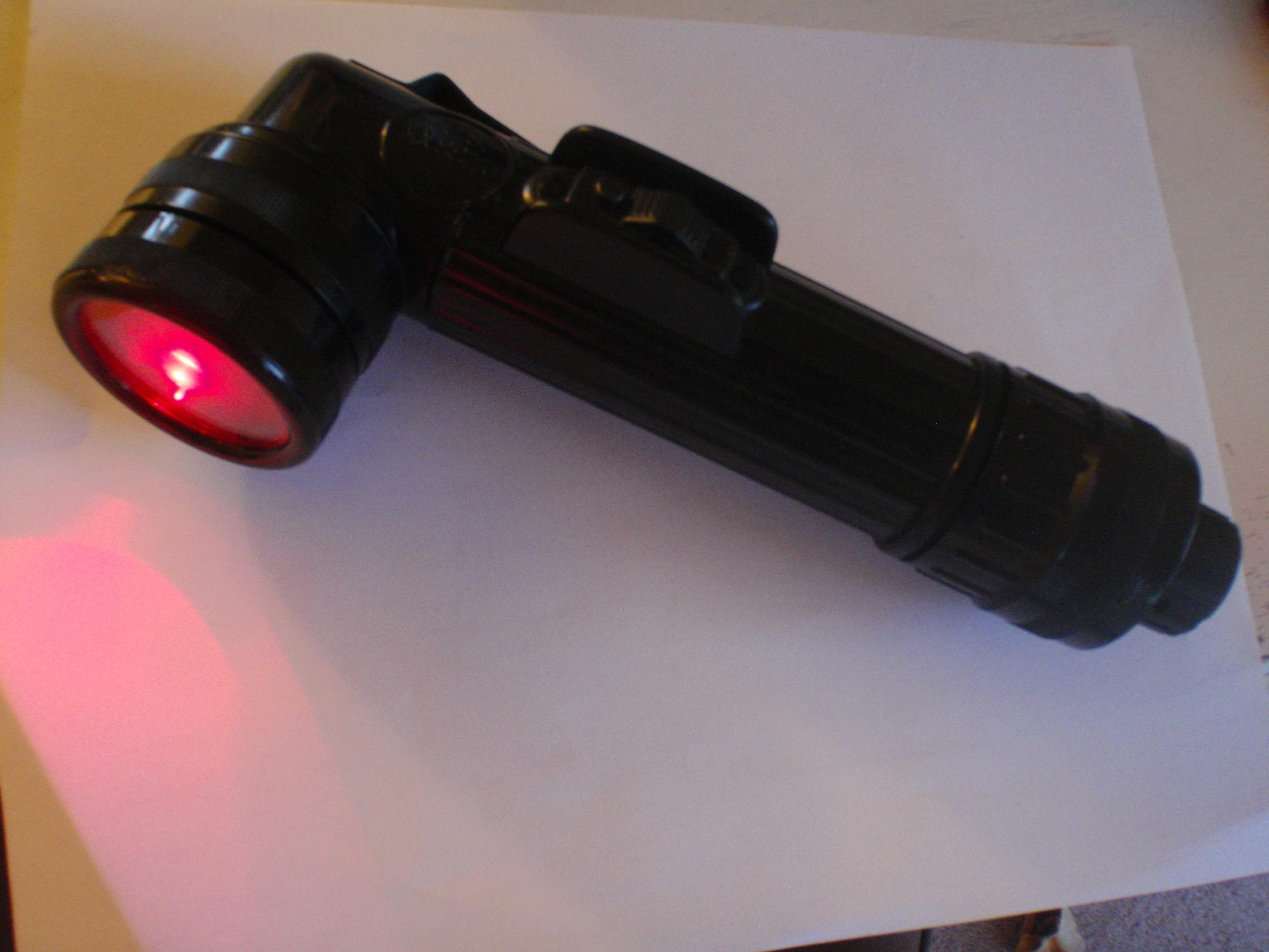 Full Spectrum Flashlight