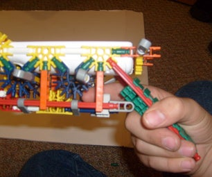 SUPER AWESOME KNEX WII ZAPPER GUN LIGHT GUN WITH ONLY 1 RUBBERBAND!!!