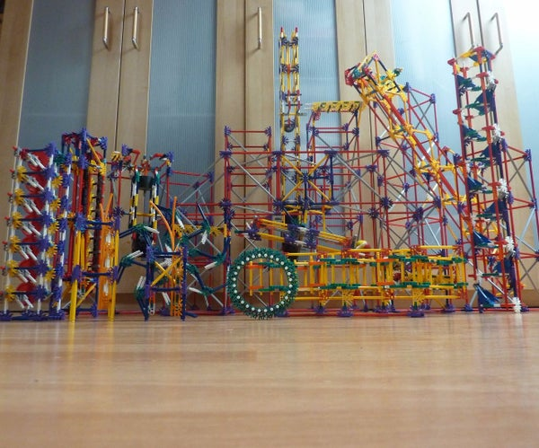 Knex Ball Machine: Elysium, Elements