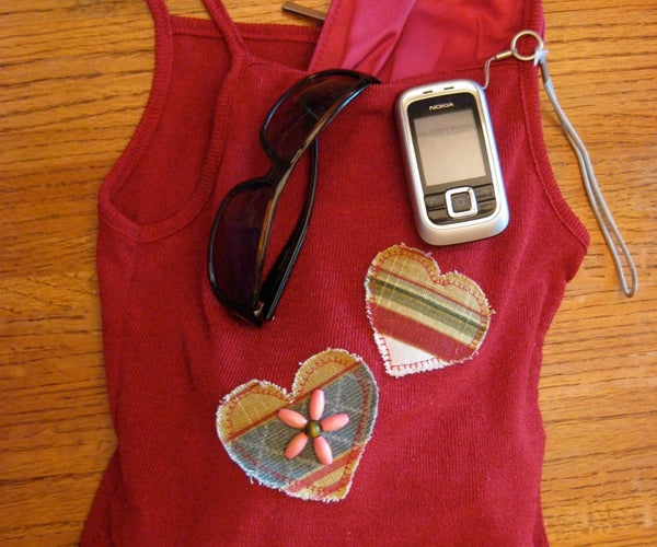 How to Make a Tank Top Tote