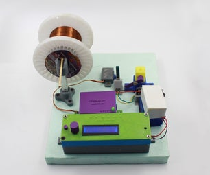 Coil Winder Using Arduino