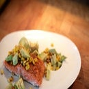 How to Make Baked Salmon With Corn Relish